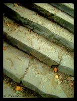 Stone Steps by Geayzus