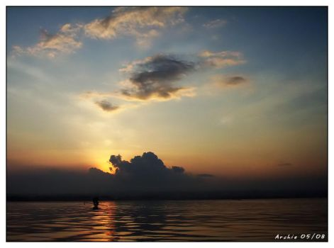 sunset 5 by vitto