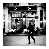 Le Cafe noir by Loucos