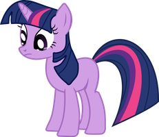 First Vector - Twilight Sparkle by MysteriousFlix