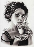 Flower Tea by Vira1991