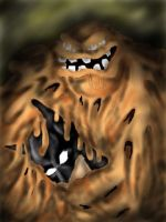 Clayface by RomeoMafia