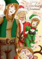 Keterburg Christmas by Mutenroushi