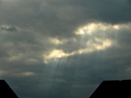 Cloud Rays #3 by superSeether