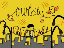Owl City by 76toastylemons76