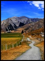 The way by WeltKatastrophe