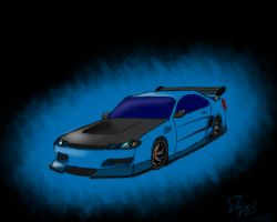 Nissan Silvia S15 Custom by Oregani
