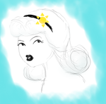 Daily Drawing: (1/7/14) by invisabella