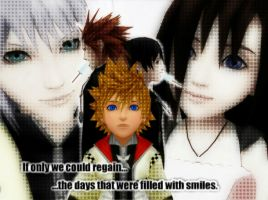 The days that were filled with smiles by Sammy-Shota-Prince