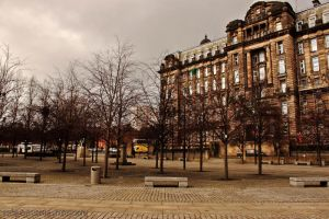 Glasgow by Fortisinprocella