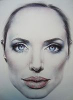 Angelina Jolie by lalaland-chaos