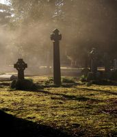 Brookwood Cemetery Revisited 6 by GothicBohemianStock