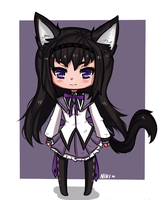 Kitty Homu by pikabang