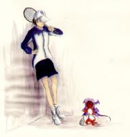 The Prince of Tennis by kaizerin