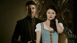 Lord and Lady Baelish by KatePendragon