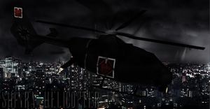 Shinra Helicopter by a-m-b-e-r-w-o-l-f