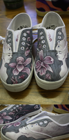 shoes: beauty and fury by Haatsu