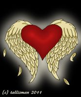 Winged Heart by TallyBaby13