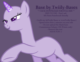 MLP Base 336 by Twiily-Bases
