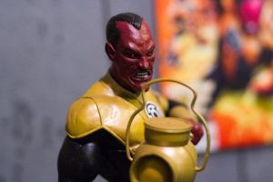 Sinestro by EdgePang