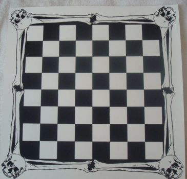 chess board by gbcink