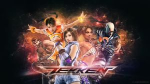Tekken wallpaper by iEvgeni