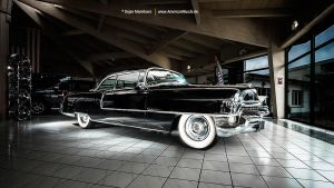 55 Caddy by AmericanMuscle