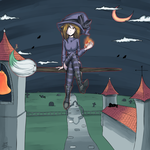 Haloween-Witch by Cross-96