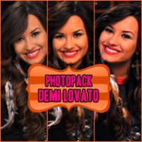 Photopack Demi Lovato ZIP by MarceGrachulienta