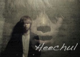 Heechul Fan Art by draMatic-poEtry