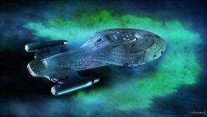 Star Trek - Voyager by overseer