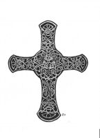 Celtic Cross by DarthJader11