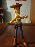 Woody laughing at you by spidyphan2