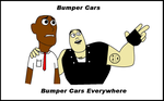 Bumper Cars Everywhere by TheRandomGuy