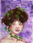Kate Bush -Under the Ivy by collectingbees