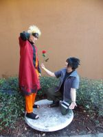 Naruto Will You Marry Me by pikabellechu
