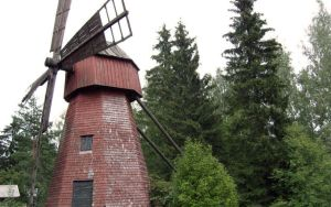 Windmill by Warma