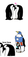 Tony penguin catoon5 by rinis7
