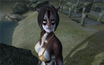 Oblivion Resi Face by dsgf