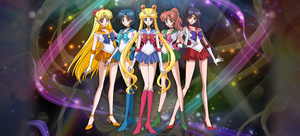 Sailor Moon Crystal! United! by sailormoonguide