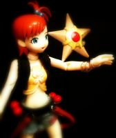 Misty's beloved Staryu by LadyGypsy4ever