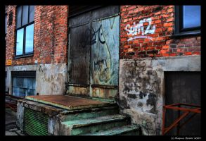 Old factory by Lugenboy