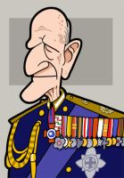 HRH Prince Philip by jjmccullough