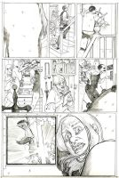 Magic man page two by AaronKuder