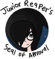 Junior Reaper's Seal of Approval by Jess4ever