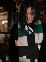 Snape Cosplay- just for fun by plunderherz