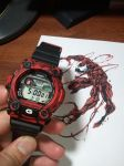 Carnage Design Watch I made. by Nigga-saki