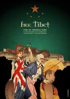 Free Tibet? by prop4g4nd4