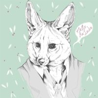 Suit Up Fennec by Seearah
