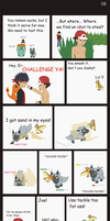 POKEMON MY ASS NUZLOCKE - 08 by PerotiBia